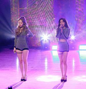 [스타ting] 걸스데이(Girl's Day) Love Again @Girl's day everyday #5 쇼케이스